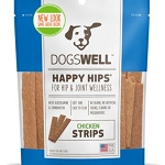 Dogswell Happy Hips Chicken Strips 12oz