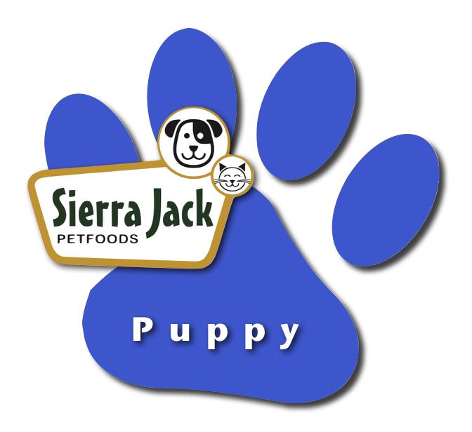 Holistic Puppy Formula (dry dog food)
