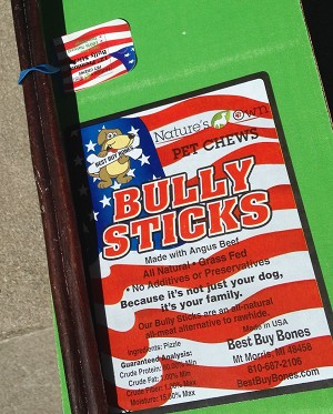 Nature's Own Bully Stick 12""