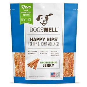 Dogswell Happy Hips Chicken Breast Jerky 24oz